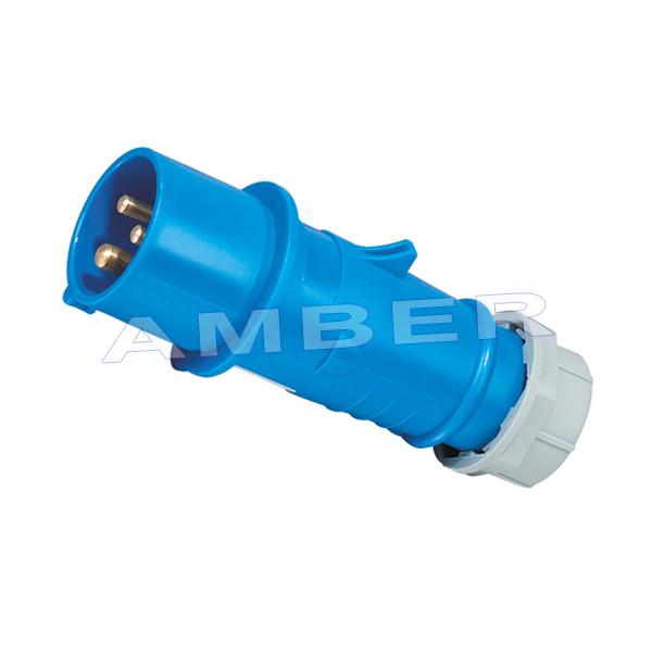 High-End Type IP44 Industrial Plug