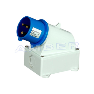 High-End Type IP44 Surface Mounted Plug