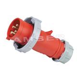 高端型 IP67 工业插头